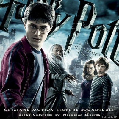 Harry Potter And The Half - Blood Prince (2009/Soundtrack)