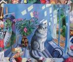Коты в картинках и на картинках